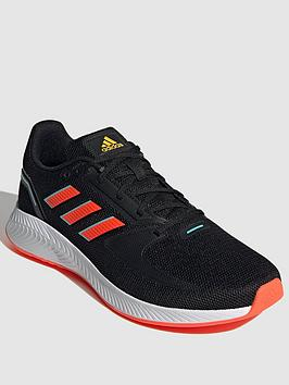 adidas-runfalcon-20-blackwhiteorange