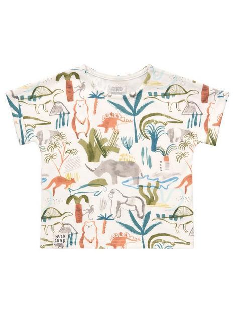 mamas-papas-baby-boys-safari-short-sleeve-t-shirt-multi