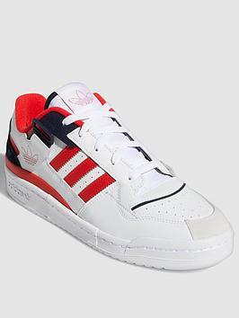 adidas-originals-forum-exhibit-low-whiteredblue