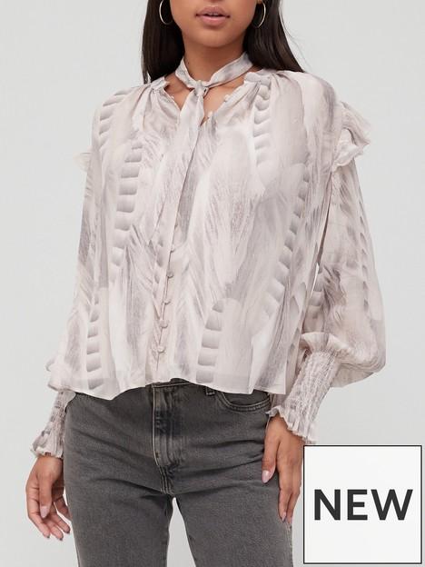 allsaints-lara-viola-shirt-ecru-white