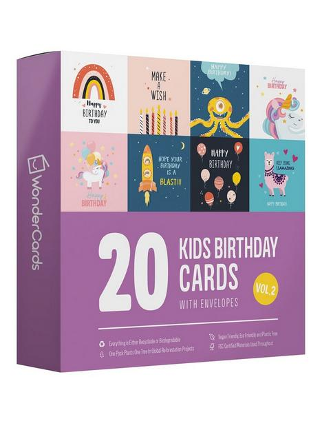 wondercards-pack-of-20-eco-friendly-birthday-cards-for-kids-ideal-for-parents