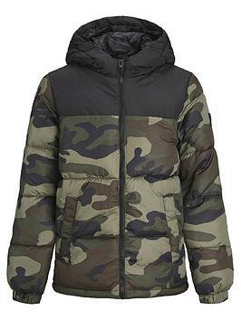 jack-jones-junior-boys-camo-blocking-padded-coat-black