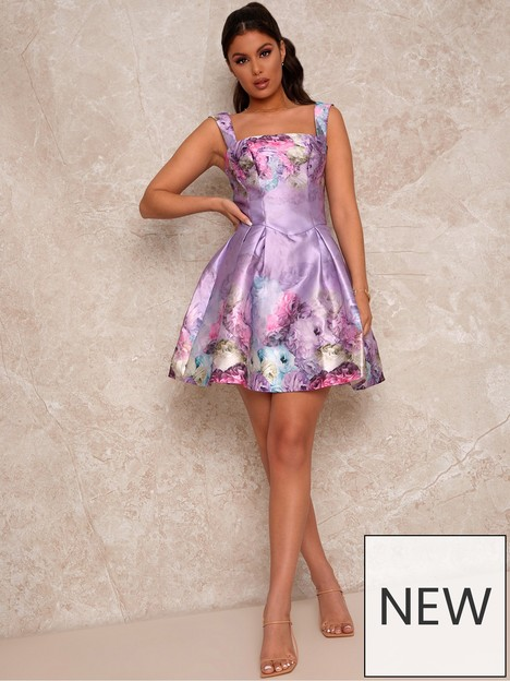 chi-chi-london-chi-chi-sleeveless-floral-print-mininbspdress-purple