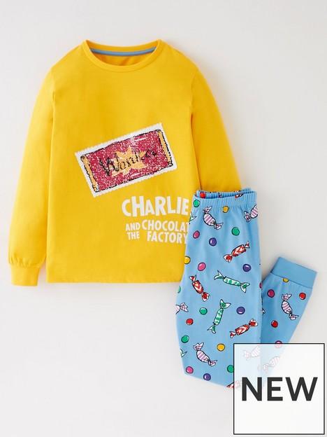 roald-dahl-charlie-and-the-chocolate-factory-wonka-bar-pyjamas-yellow