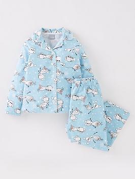 disney-frozen-frozen-olaf-flannel-pyjamas-bluenbsp