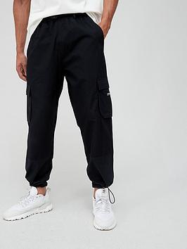 adidas-originals-adventurenbspcargo-pants-black