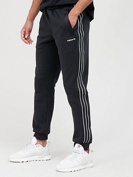 adidas-originals-shadow-stripe-sweat-pants-black