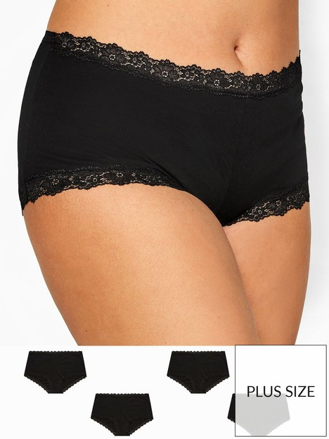 yours-yoursnbsplace-trim-short-4-pack-blacknbsp
