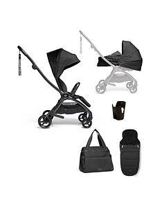 mamas-papas-airo-black-0m-essentials-bundle