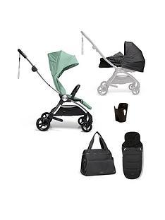mamas-papas-airo-mint-0m-essentials-bundle