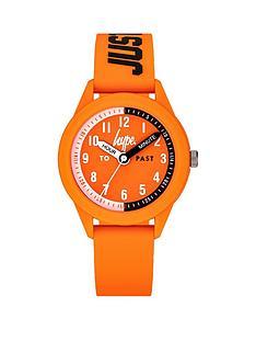 hype-orange-kids-watch