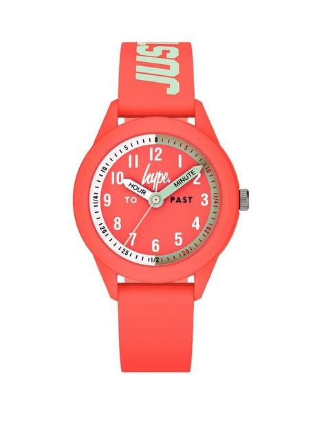 hype-coral-kids-watch