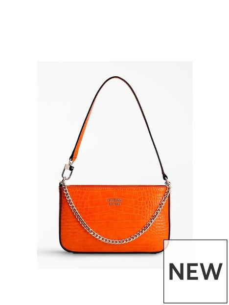 guess-katey-mini-top-shoulder-bag-orange