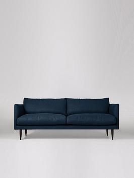 Swoon Luna Three-Seater Sofa