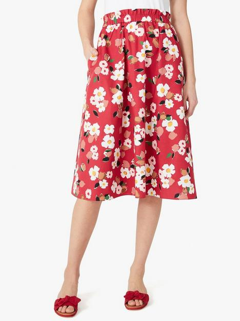 kate-spade-new-york-botanical-garden-midi-skirt-red