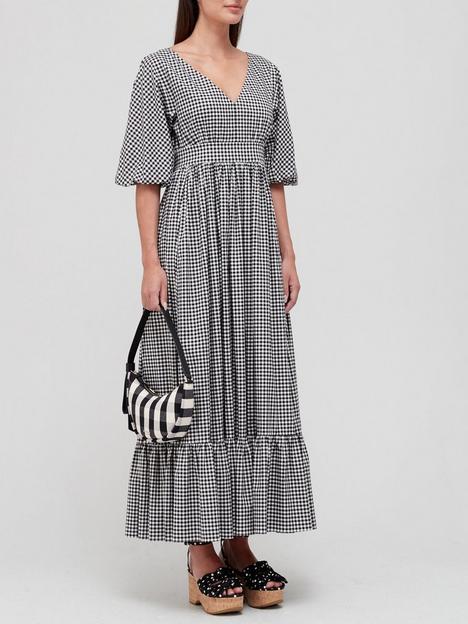 kate-spade-new-york-mini-gingham-bodega-midi-dress-black