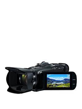 Canon Legria Hf G26 20Xzoom Fhd Camcorder - Black