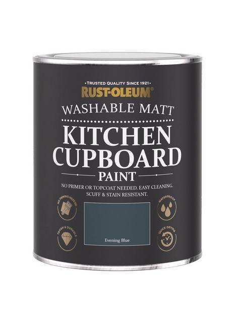 rust-oleum-kitchen-cupboard-paint--nbspevening-bluenbsp