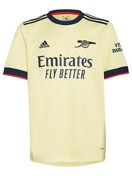 adidas-arsenal-junior-2122-away-shirt-yellow