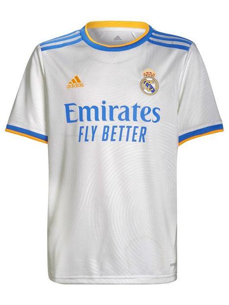 adidas-real-madrid-youth-home-2021-shirt-white