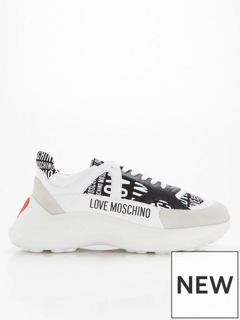 love-moschino-chunky-logo-print-trainers-white