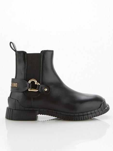 love-moschino-heart-logo-chelsea-boots-black