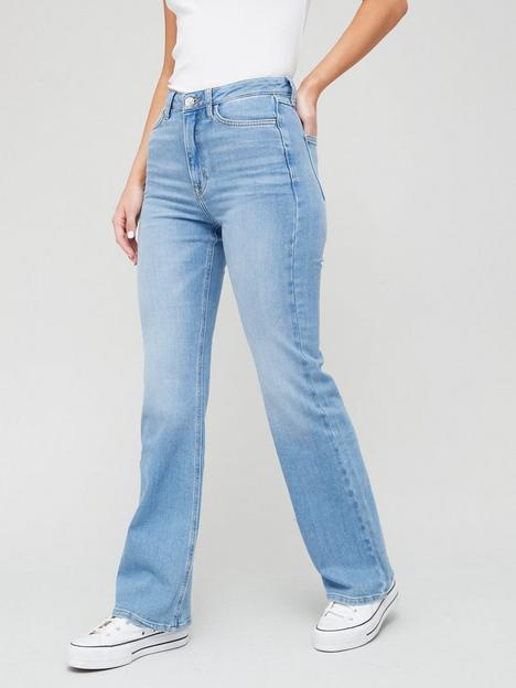 v-by-very-forever-relaxed-bootcut-jean-light-wash