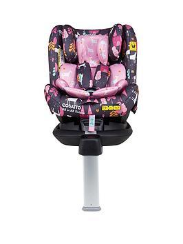 Cosatto All In All Rotate 0+/1/2/3 Isofix Car Seat - Unicornland