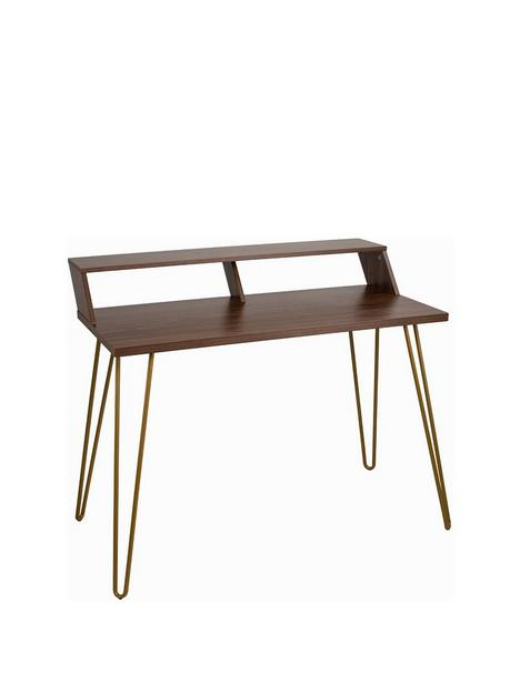 koble-bea-desk-with-integrated-wireless-charging-walnutgold