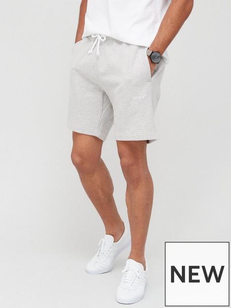 levis-red-tab-jersey-shorts-light-grey-marl