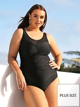 yours-yours-mesh-swimsuit-black