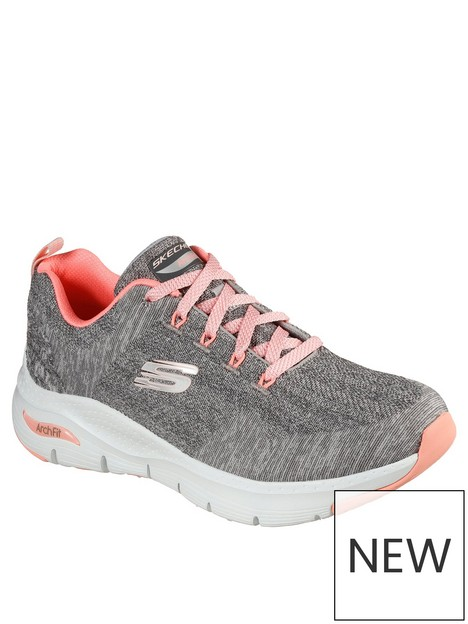 skechers-arch-fit-engineered-knit-lace-up-wide-fit-trainers-grey
