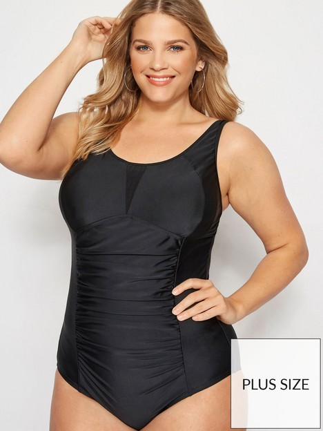 yours-yours-active-mesh-insert-suit-black