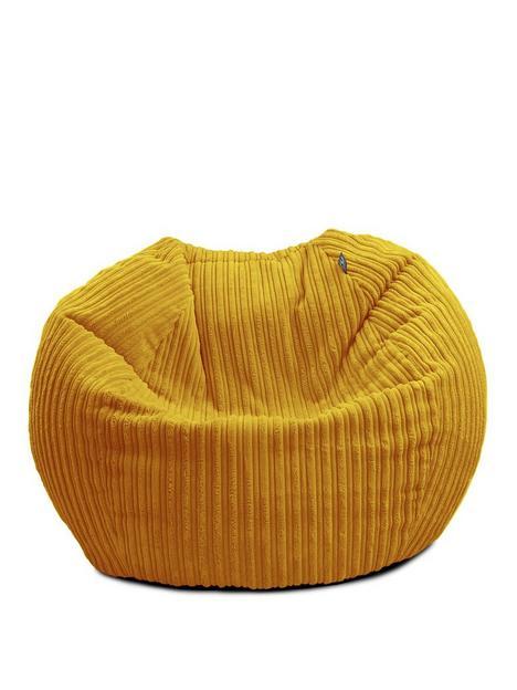 rucomfy-jumbo-cord-mini-slouch-beanbag