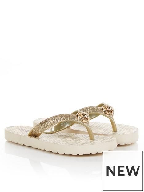 michael-kors-girls-monogram-flip-flops-vanilla
