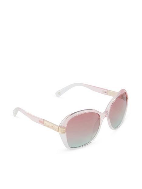dune-london-grennada-sunglasses-blush