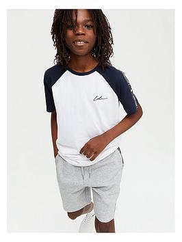 new-look-boysnbspraglan-tape-tee-white