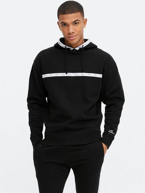 new-look-nlm-taped-hoodie-blacknbsp
