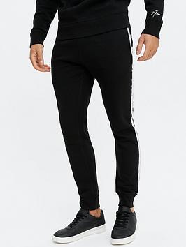 new-look-nlmnbsptaped-joggers-blacknbsp