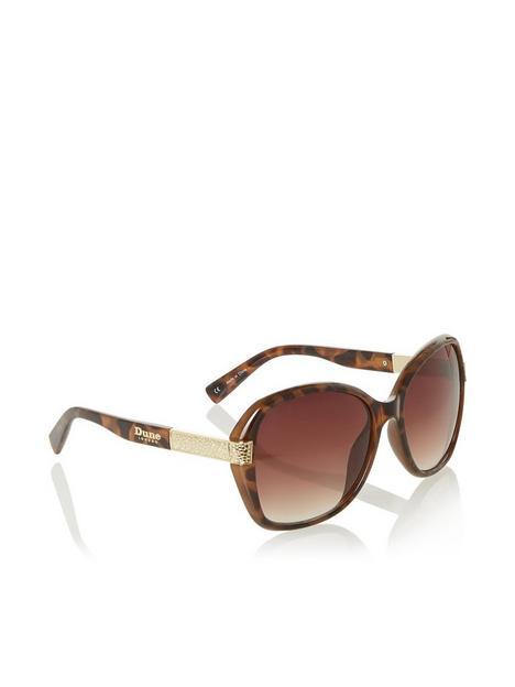dune-london-guiliana-sunglasses-tortoiseshell