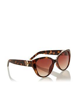 dune-london-glassie-sunglasses-tortoiseshell
