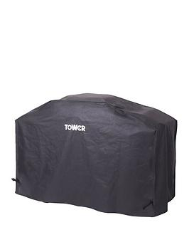 Tower Bbq Cover (Fits Bbqs Smaller Than D 63, H 90, W 130Cm)
