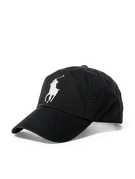 polo-ralph-lauren-cotton-chino-large-pp-logo-baseball-cap-blacknbsp