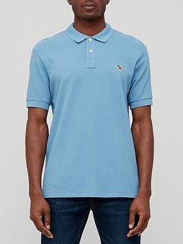 ps-paul-smith-zebra-logo-polo-shirt-blue