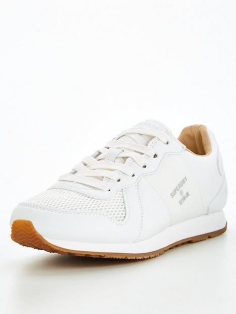 superdry-retro-runner-white
