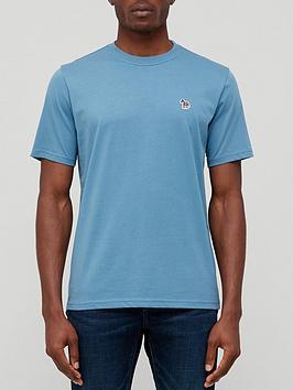 ps-paul-smith-zebra-logo-t-shirt-blue