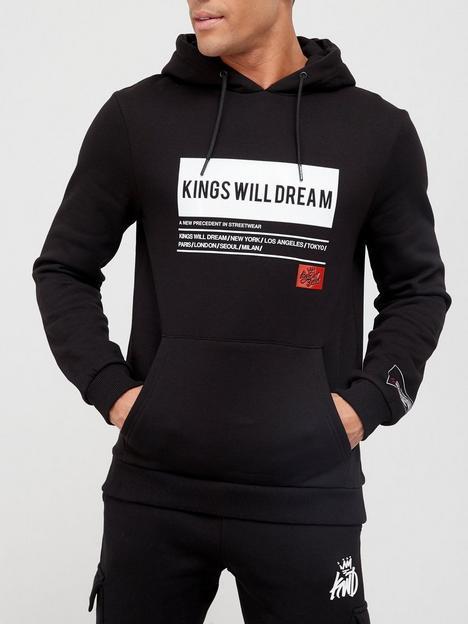 kings-will-dream-tayport-hoodie-blacknbsp
