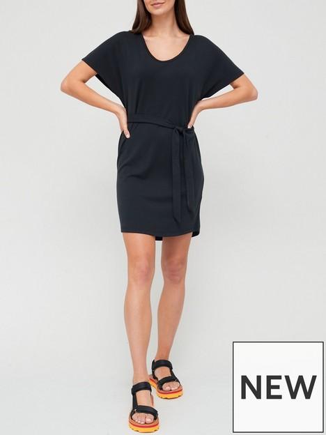 superdry-modal-mix-tie-waist-mini-dress-blacknbsp