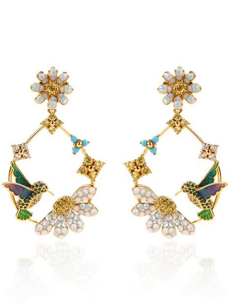 kate-spade-new-york-dazzling-daisy-statement-earrings-gold