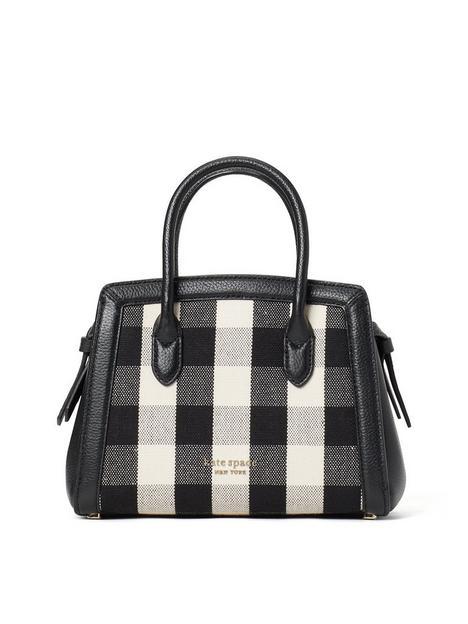 kate-spade-new-york-knott-gingham-mini-satchel-bagnbsp--black
